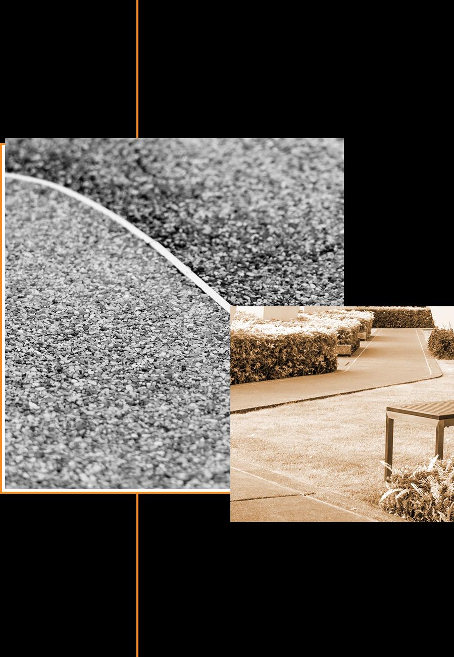 Garrouste - Votre projet - Chemin d'accès